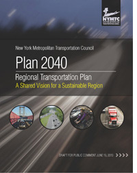 Plan 2040 cover