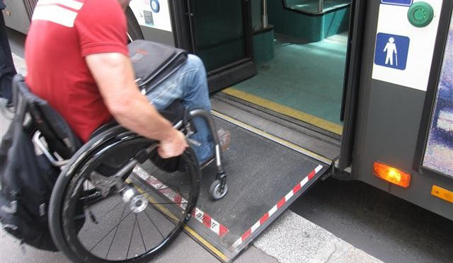 Wheel Chair access
